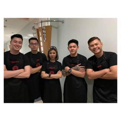 6 Fakta Julian Diaz, Peserta MasterChef Indonesia yang Bikin Cewek 'Klepek-klepek'