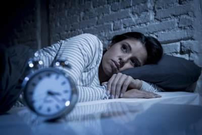 5. Lelah Tapi Sulit Tidur