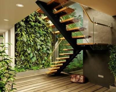 Percantik Rumah dengan Taman Vertikal, Ini 7 Tips Membuatnya