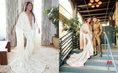 Mengintip Gaun Seksi Priyanka Chopra di Grammy Awards 2020 yang Banjir Kritikan