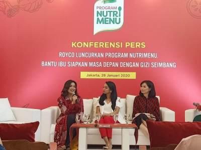 Lawan Stunting, Royco Luncurkan Program Nutrimenu Bantu Ibu Siapkan Gizi Seimbang Anak