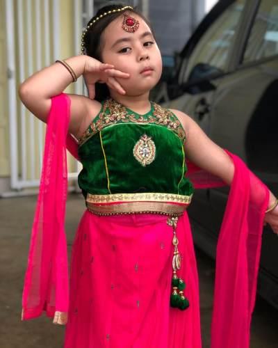 Sempat Viral di Malaysia, Ini Sosok Issabelle yang Asik Menari 'Sleepy Mummy' di Sekolah