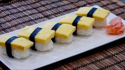 4. Tamagoyaki