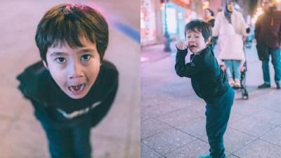 10 Foto Konyol Rafathar, FIX 100 Persen Mirip Ayahnya Raffi Ahmad!