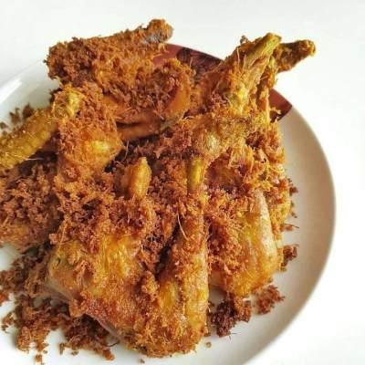 Resep Bumbu Ungkep Ayam Goreng Rempah