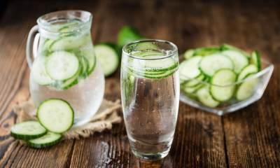Selain Mengatasi Asam Urat, Ini Manfaat Lain Air Rendaman Timun