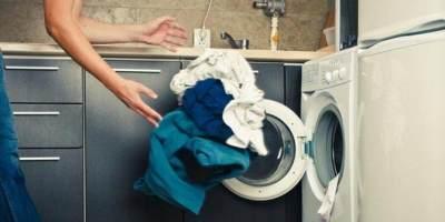 3. Cuci dengan Mesin Cuci