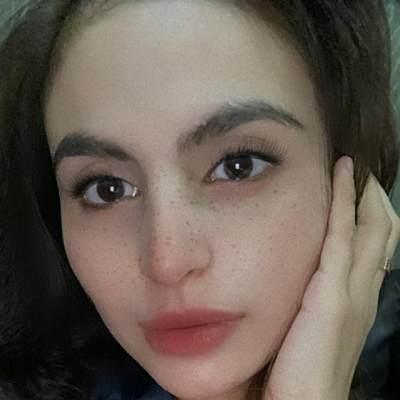 Posting Foto Tanpa Hijab, Kode Asha Shara Lepas Hijab?