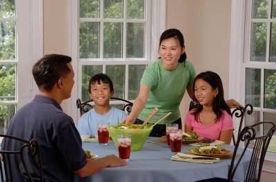 1. Berkumpul Bersama Keluarga
