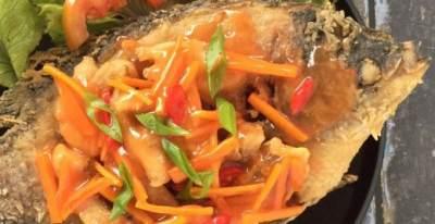 Gampang! Yuk Masak Gurame Fillet Asam Manis untuk Hidangan Spesial Akhir Pekan