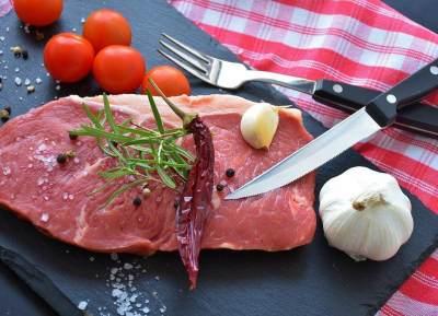 1. Pemilihan Daging