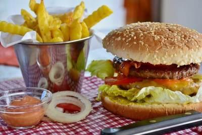 6. Fast Food