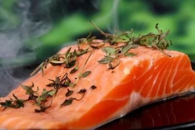 9. Salmon
