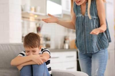 1. Sering Berprasangka Buruk Pada Anak