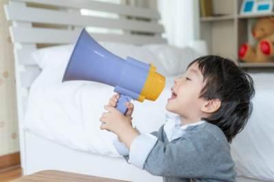 2. Tanda Anak Extrovert