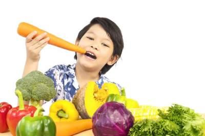 2. Rutin Konsumsi Sayur & Buah