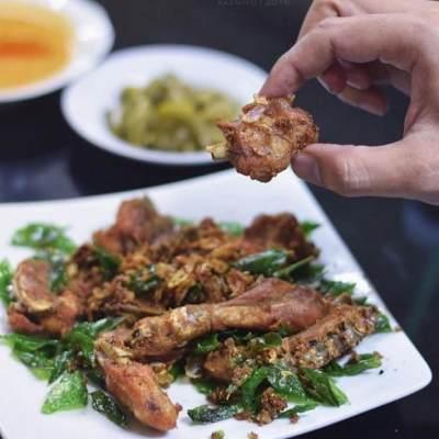 Resep Ayam Tangkap, Ayam Goreng Khas Aceh yang Gurih dan Aromatik