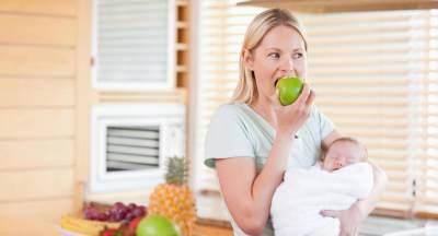 Rahasia Diet Sukses Setelah Melahirkan