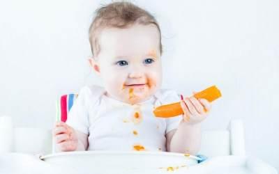 Terlalu Banyak Makan Wortel Bikin Kulit Bayi Kuning, Mitos Atau Fakta?