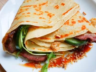 Resep dan Tips Membuat Crepes yang Krispi dan Renyah Kesukaan Anak