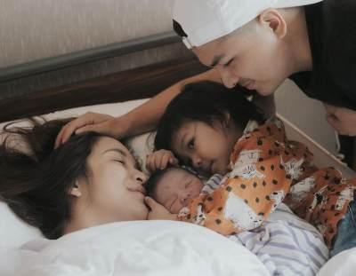 Arti Nama Anak Kedua Chelsea Olivia & Glenn Alinskie, Nastusha Gemesin Banget!