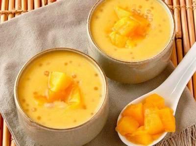 Resep Mango Sago, Dessert Klasik Viral yang Creamy dan Segar