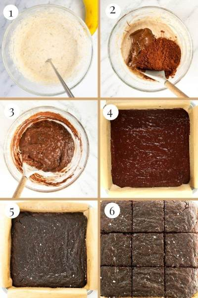 Resep Brownies 3 Bahan Anti Gagal
