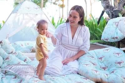 Caranya Mendidik Anak Sering Dikritik, Shandy Aulia Pilih Memaafkan