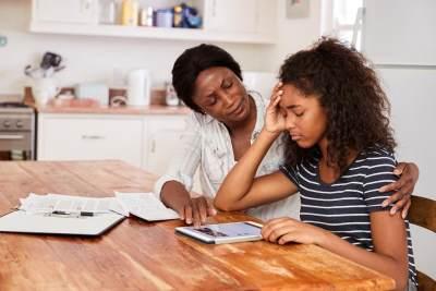 Untuk Para Mommy, Waspadai Ciri Stres Pada Anak-Anak Ini