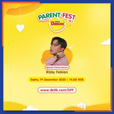 DANCOW ParentFest Vol. 2, Festival Parenting Online untuk Dukung Tumbuh Kembang Buah Hati