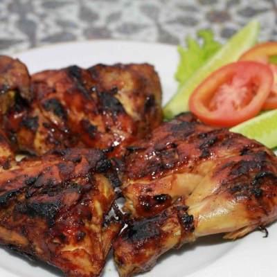 Resep Ayam Bakar Kecap Mentega