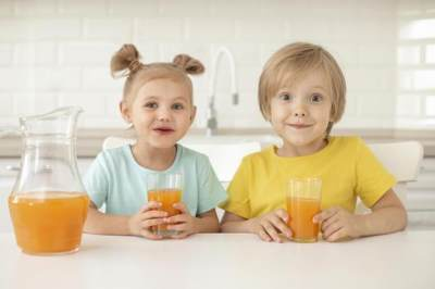 Lindungi Keluarga dan Cegah Covid-19 dengan 7 Vitamin Ini, Moms