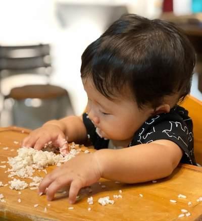 Bhaj Kama Usia 7 Bulan Makan Nasi uduk, Ini Kata Zaskia Adya Mecca