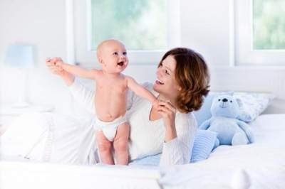 2. Aktivitas si Kecil Meningkat Saat Bertambah Umur