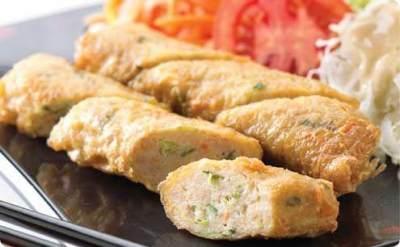 Resep Egg Chicken Roll, Gurih Lembut di Dalam Krispi di Luar