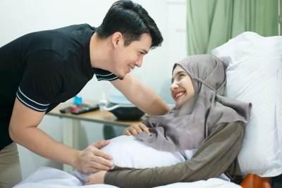 Zaskia Sungkar Lahirkan Anak Pertama, Ini Arti Nama Ukkasya