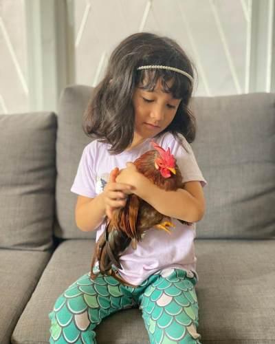Unik, Salma Putri Atiqah & Rio Dewanto Pilih Hewan Peliharaan Ini di Rumah