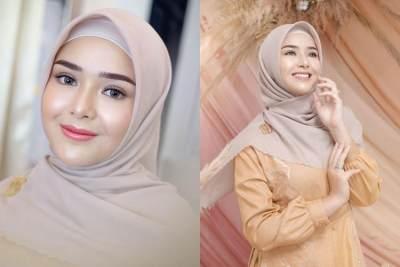 Potret Manis Amanda Manopo, Anggun dengan Hijab dan Gamis