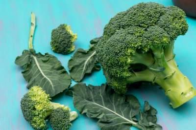 Tips Mengolah Batang Brokoli
