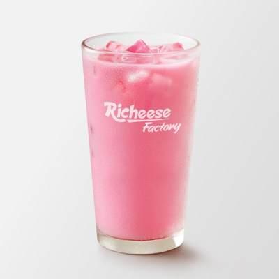 Resep Pink Lava ala Resto Cepat Saji dan 3 Langkah Mudah Membuatnya