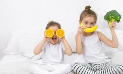 Jangan Lupa dengan Nutrisi Anak