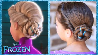 5. Elsa's Coronation di Frozen